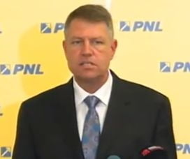 Iohannis preia sefia PNL: Ce spune despre candidatura la prezidentiale