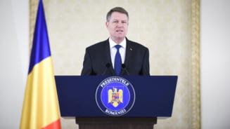 Iohannis prezideaza sedinta de guvern: Nu se va discuta despre gratiere si modificarea Codurilor Penale