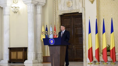 Iohannis primeste o vizita de la Berlin - ministrul german de Externe vine la Cotroceni