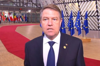 Iohannis reactioneaza, de la Bruxelles, la noul asalt al PSD-ALDE asupra Justitiei