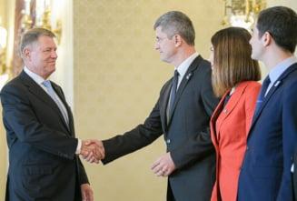 Iohannis recunoaste ca s-a intalnit cu Barna: Nu am considerat necesar sa anunt. Despre ce au discutat cei doi? - UPDATE