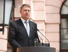 Iohannis respinge Legea de functionare a TVR si a Radioului Public de Ziua Presei
