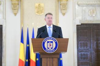 Iohannis respinge categoric interimarii lui Dancila: Sa mearga de urgenta in Parlament