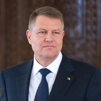 Iohannis retrimite Codul Fiscal la Parlament si subliniaza riscurile pe termen lung