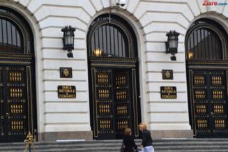 Iohannis retrimite la Parlament legea care obliga BNR sa aduca aurul in tara