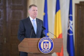 Iohannis s-a consultat cu partidele, pentru a gasi un premier. Au fost trei propuneri: Dacian Ciolos, Cristian Diaconescu si Victor Ponta