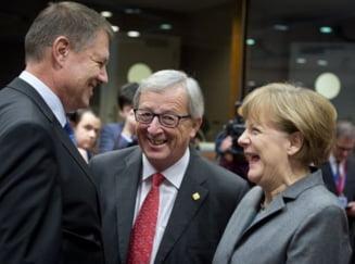 Iohannis s-a intors din R.Moldova si pleaca in Germania - cu cine se intalneste