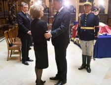 Iohannis s-a recules la Peles: Simplitatea si caldura umana a reginei Ana o asaza intre simbolurile Romaniei (Video)