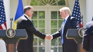 Iohannis se intalneste marti cu Trump, la Casa Alba. Programul oficial