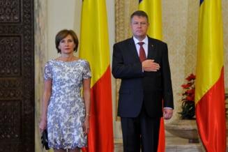 Iohannis si Ponta, prima intalnire presedinte-premier la Cotroceni (Video)