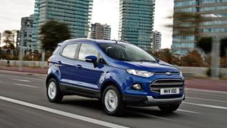 Iohannis si Tudose, la lansarea celui mai nou model Ford: Ce au discutat cei doi - UPDATE