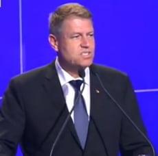 """Iohannis si-a lansat programul prezidential """"Romania lucrului bine facut"""" (Video)"""