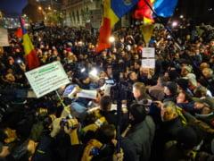 Iohannis si strada: La Cotroceni s-a facut de garda in timpul protestelor #Colectiv