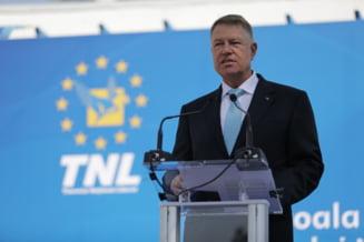 Iohannis spune ca PSD ramane un pericol pentru romani: Indepartarea definitiva a PSD de la putere se produce doar prin vot