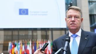 Iohannis spune ca nu are divergente cu Guvernul privind pregatirea Presedintiei Consiliului UE: E mult mai bine acum