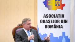 Iohannis sustine ca Guvernul a intarziat intentionat cu bugetul pentru a nu mai aloca bani pentru investitii