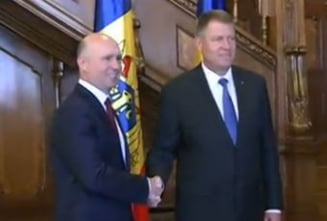 Iohannis sustine ca e necesara o angajare serioasa a Guvernului de la Chisinau in planul reformelor