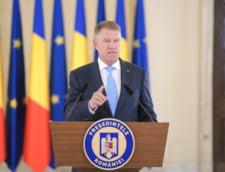 Iohannis sustine motiunea de cenzura: Reconstructia Romaniei incepe maine, dupa ce cade Guvernul Dancila