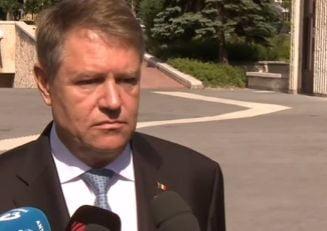 Iohannis tot crede ca Dancila trebuie sa plece: Celor din PSD si Guvern nu le place sa le arate cineva oglinda