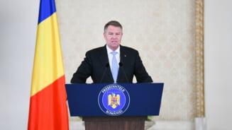 Iohannis trimite la CCR a doua lege a Justitiei, care vizeaza organizarea CSM