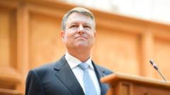 Iohannis trimite la reexaminare legea care elimina CSAT din procedura de demitere a sefului DGIA