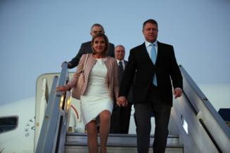 """Iohannis va avea avion pana la sfarsitul anului, dar """"practica europeana"""" ne obliga la o """"flotila prezidentiala"""" (Video)"""