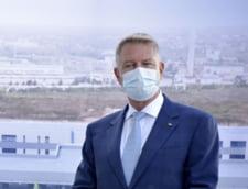 Iohannis viziteaza joi Institutul National de Cercetare-Dezvoltare pentru Tehnologii Criogenice si Izotopice de la Ramnicu Valcea