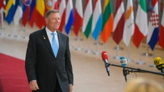 Iohannis vrea o functie de top a UE pentru Europa de Est, insa nu pentru el: Vreau sa fiu Presedintele Romaniei