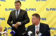 Iohannis vs. Antonescu: Liberalii isi anunta candidatul pentru Cotroceni