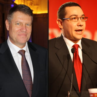 Iohannis vs. Ponta: Cine ajunge la Cotroceni - sondaj CSCI