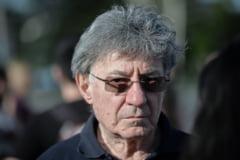 Ion Caramitru acuza un linsaj mediatic si spune ca nu are ce sa-si reproseze ca director al Teatrului National din Bucuresti
