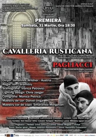Ion Caramitru semneaza regia unei noi premiere pe scena Operei Nationale Bucuresti