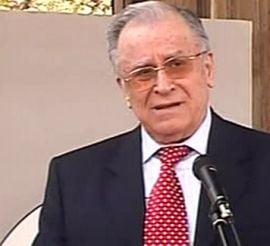 Ion Iliescu: Voronin a facut o manevra perfida (Video)