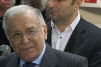 Ion Iliescu, audiat in secret la Parchetul General (surse) (Video)