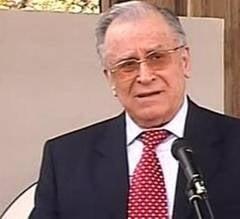 Ion Iliescu, internat din nou la Elias - Fostul presedinte va fi operat