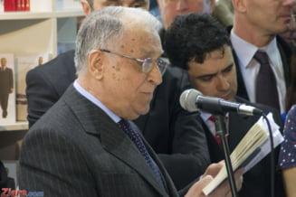 Ion Iliescu a depus o plangere la Sectia Speciala privind Dosarul Revolutiei