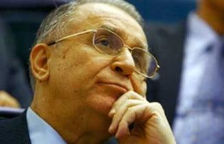 Ion Iliescu il apara pe Emilian Cutean, condamnat la inchisoare