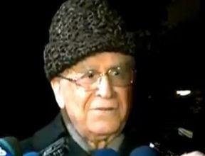 Ion Iliescu il compara pe Raed Arafat cu Laszlo Tokes