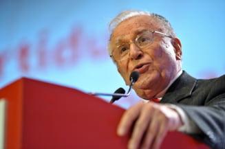 Ion Iliescu lauda SPP: S-a comportat ireprosabil indiferent de contextul politic sau social. Sa fie apreciat cum se cuvine