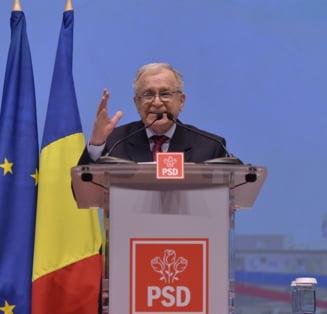 """Ion Iliescu nu va merge la Congresul PSD: """"Ma simt bine, dar nu pot sa ies pe afara"""""""