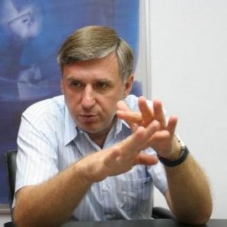 Ion Sturza a demisionat din Rompetrol