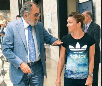 Ion Tiriac: Am vrut s-o impusc pe Simona Halep! - Iata motivul