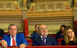 "Ion Tiriac, Ilie Nastase si Simona Halep, dati in judecata de BNR: ""Ne cere un milion de euro"""