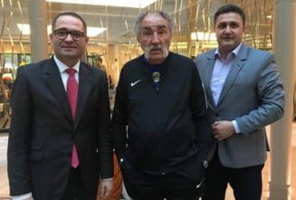 Ion Tiriac, aproape de o intoarcere spectaculoasa in sportul romanesc