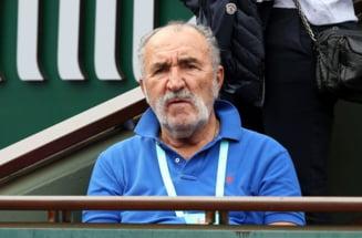 """Ion Tiriac, atac la adresa Mihaelei Buzarnescu: """"Halep a jucat cu Buzarescu... cu Buzunarescu"""""""