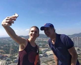 Ion Tiriac, despre revenirea lui Darren Cahill alaturi de Simona Halep