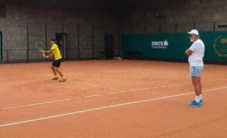 Ion Tiriac, impresionat de marea speranta a tenisului romanesc: Are un forehand de nota 12