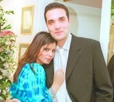 Ion Tiriac Jr. si Ileana, nunta la cort