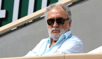 Ion Tiriac a certat-o pe Virginia Ruzici la Wimbledon: De maine incolo, sa nu o mai vad pe Simona Halep pe terenurile astea