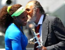 "Ion Tiriac nu da inapoi in ""meciul"" cu Serena Williams: ""Un pic de decenta"""